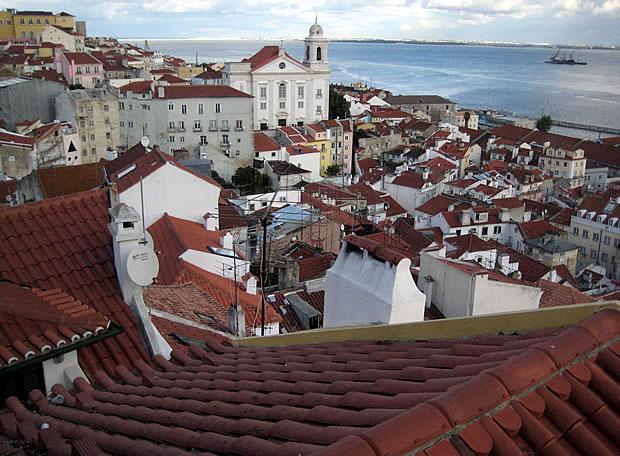 Vista de Lisboa