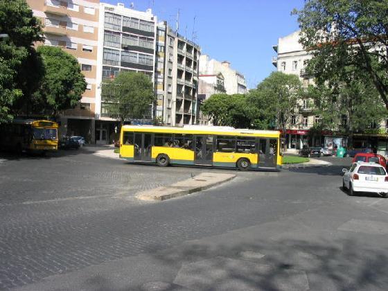 Autobuses de Lisboa