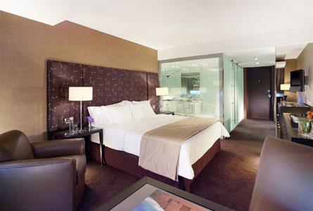Habitación de hotel en Lisboa