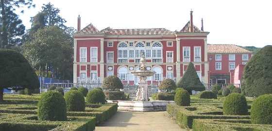 Palacio Fronteira