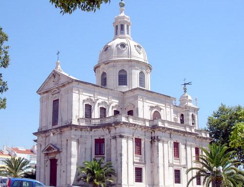 iglesia de la memoria