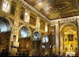 iglesia de sao roque