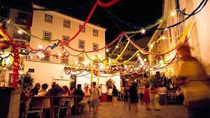 Fiestas populares en Lisboa