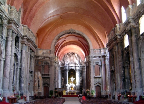 Iglesia de Lisboa