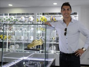 Cristiano Ronaldo y su museo