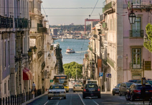 La luz de Lisboa