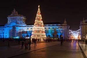 Disfruta la Navidad en Lisboa