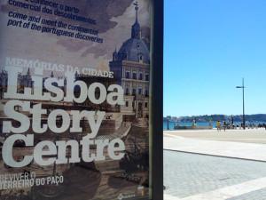 Lisboa Story Centre, un hito de la capital lusa