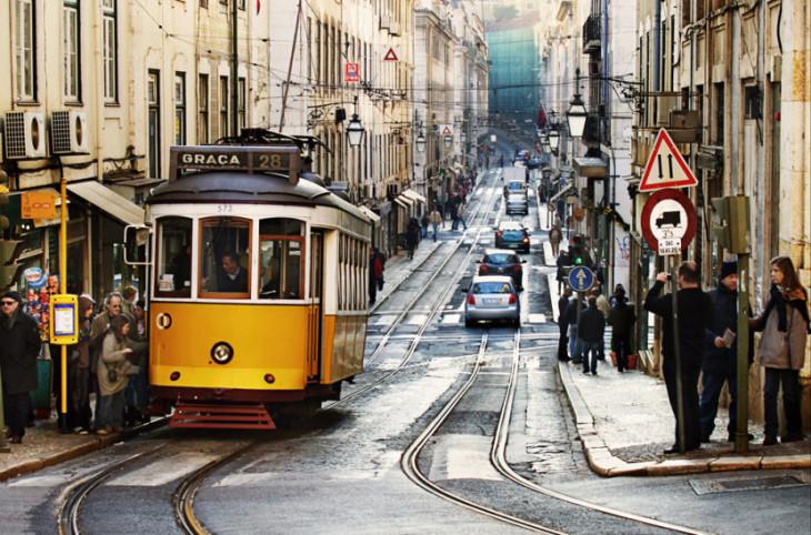 Tranvías, un icono lisboeta