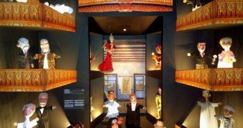 Museu da Marioneta en Lisboa